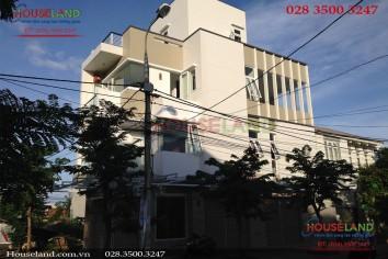 Thi công biệt thự hiện đại 3 tầng ở TPHCM