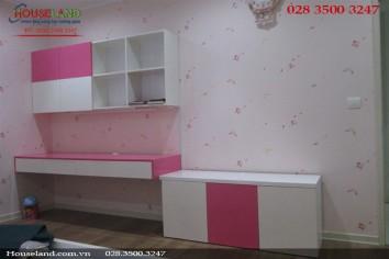 Thi công nội thất chung cư nhà anh Thái ở TPHCM