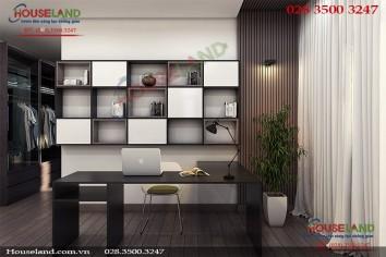 Mẫu thiết kế nội thất biệt thự hiện đại đẹp ở Quảng Bình
