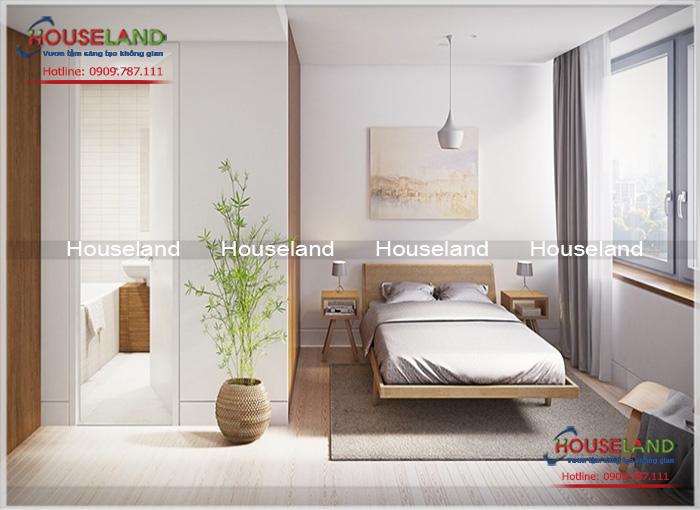 Những mẫu thiết kế nhà vệ sinh khép kín đẹp trong phòng ngủ