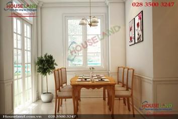 Mẫu thiết kế nội thất đẹp nhà Anh Bình ở Gò Vấp